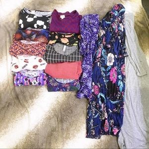 ✨⭐️LuLaRoe 13 Piece Bundle ⭐️✨